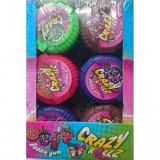 Crazy Rollz Bubble gum MIX 16g